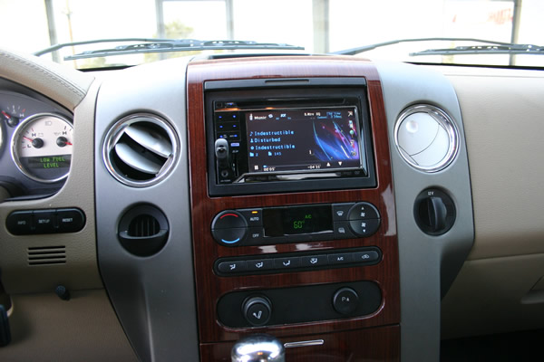 Custom 2018 F 150 >> Touchscreen for 04 Fx4 - F150online Forums